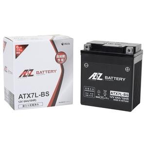 AZ Battery AZ バッテリー【ATX7L-BS】AZバッテリー