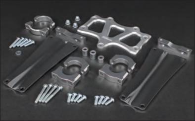 Front Down Fenderbracket Kit