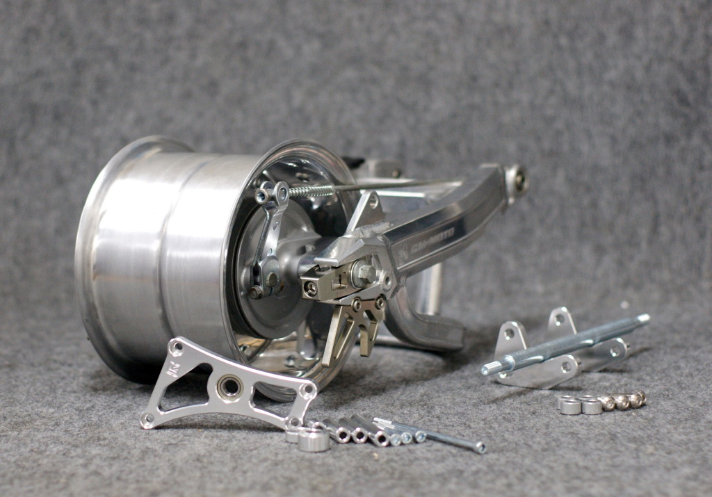 For MONKEY 8 Inch 5. 5 With Jwheel Wide Swing Arm Complete Kit