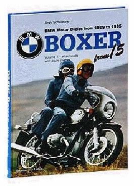 "SIEBENROCK ジーベンロックブック ""BMW BOXER -15""-ボリューム"" 1-英語"