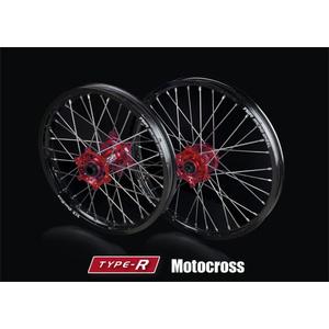 TGR TECHNIX GEAR TGRテクニクスギアTYPE-R Motocross/Enduro(モトクロス/エンデューロ)用ホイール(F単体)