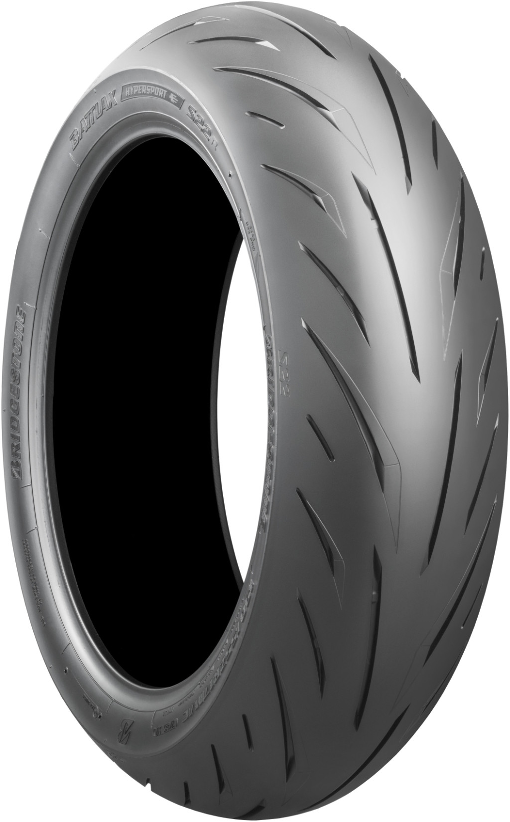 BRIDGESTONE ブリヂストンBATTLAX HYPER SPORT S22【190/55ZR17M/C(75W)】バトラックス ハイパースポーツ タイヤ
