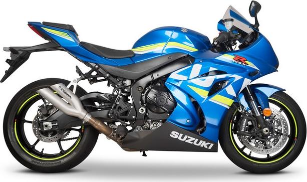 【SpeedPro COBRA】Suzuki GSX-R1000 (L6-) Powershots Prime 超短排氣管尾段 - 「Webike-摩托百貨」