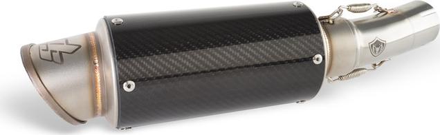 【SpeedPro COBRA】Triumph Speed Triple/R1050 SP2 排氣管尾段 - 「Webike-摩托百貨」