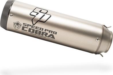 【SpeedPro COBRA】Suzuki GSF650 Bandit/Bandit 650/GSF1250Bandit SPX 4-1 全段排氣管 - 「Webike-摩托百貨」