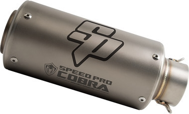 【SpeedPro COBRA】Honda CRF1000L Africa Twin SP1 排氣管尾段 - 「Webike-摩托百貨」
