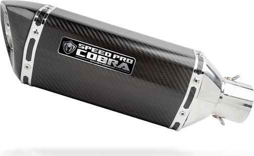 【SpeedPro COBRA】Kawasaki Z800E CR2 HEXAGON 排氣管尾段 - 「Webike-摩托百貨」