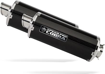 【SpeedPro COBRA】Kawasaki Z1000/SX GP1 雙口排氣管尾段 - 「Webike-摩托百貨」