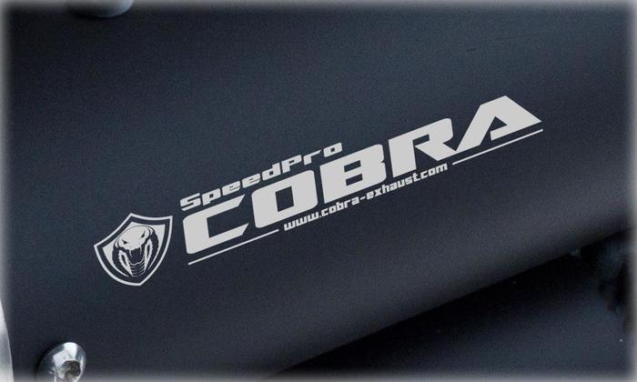 【SpeedPro COBRA】Kawasaki ZZR1400/ZX-14R Hypershots XL-Prime 4-2-1 全段排氣管 - 「Webike-摩托百貨」