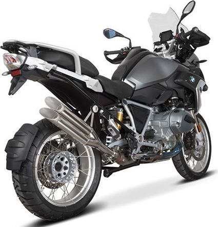 【SpeedPro COBRA】BMW R1200GS/Adventure/Rally Ultraforce 排氣管尾段 - 「Webike-摩托百貨」