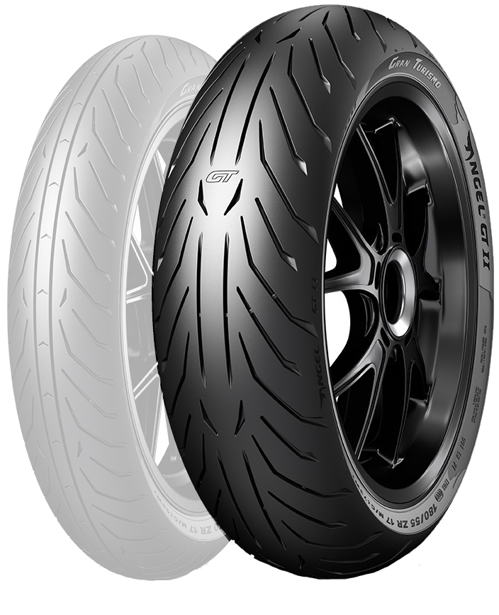 ANGEL GT II【180/55 ZR 17 M/C (73W) TL】エンジェル GT II タイヤ