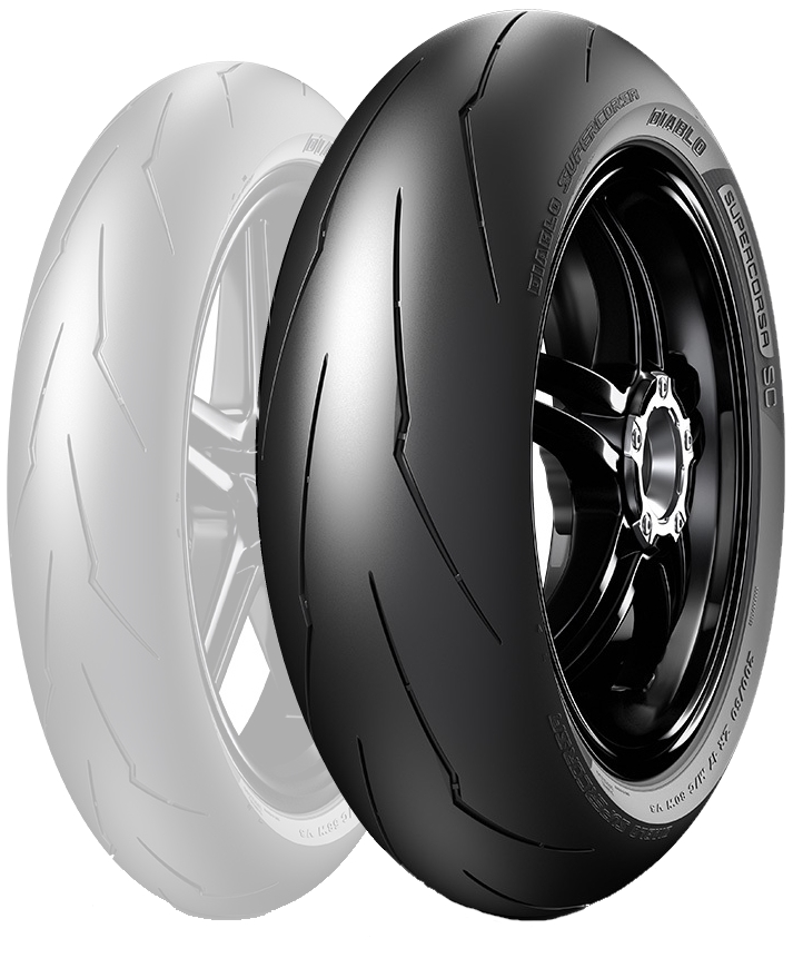 DIABLO SUPERCORSA SC V3【180/60 ZR 17 M/C 75W TL SC2】ディアブロ スーパーコルサ SC V3 タイヤ