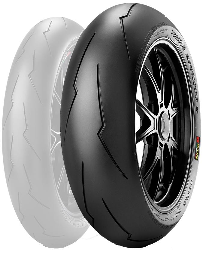 DIABLO SUPERCORSA SP V3【180/55 ZR 17 M/C (73W) TL】ディアブロ スーパーコルサ SP V3 タイヤ