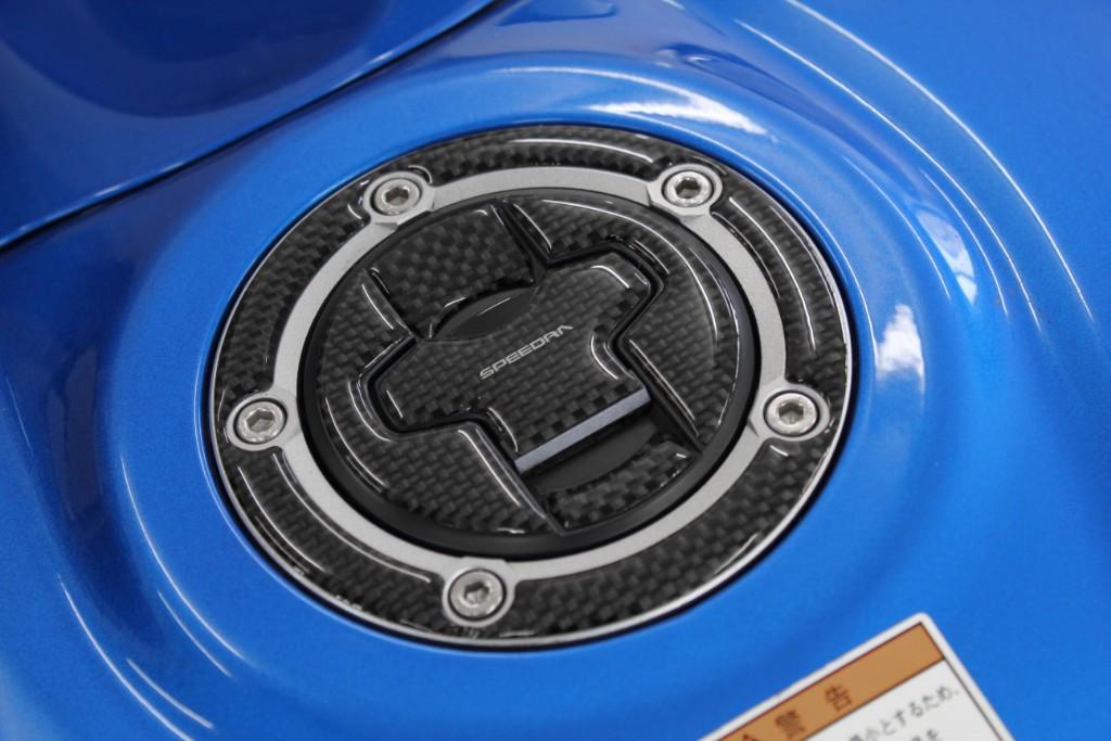 【SSK】碳纖維油箱蓋保護貼 - 「Webike-摩托百貨」