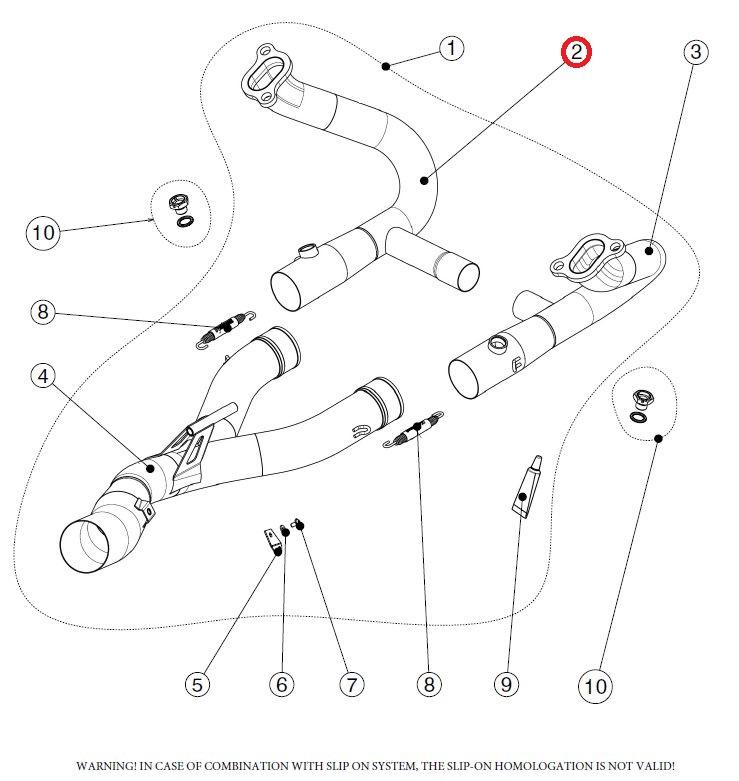 【リペアパーツ】H-B12R5L header l SS