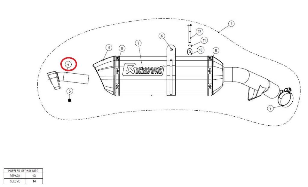 【リペアパーツ】V-TUV084 insert SS