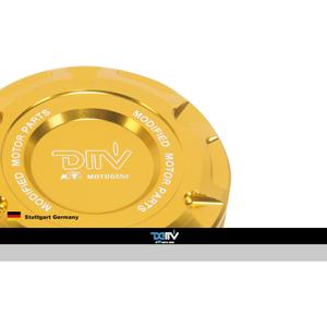Dimotiv ディモーティヴDMV リザーバータンクキャップ リア (Reservoir Cap)