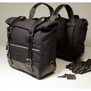 Two Universal Side Panniers