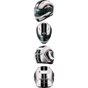 OGK KABUTO オージーケーカブトKAMUI 3 KNACK [カムイ・3 ナック ホワイトブラック] ヘルメット
