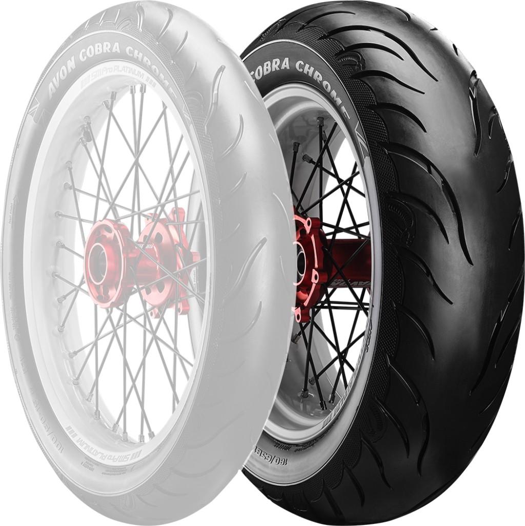 Cobra Chrome AV92【170/80B15 83H REINF】コブラクローム タイヤ