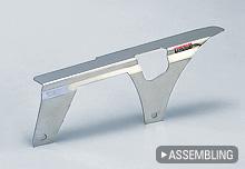 【WM】不鏽鋼鍊條蓋不鏽鋼 - 「Webike-摩托百貨」