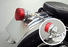 【WM】CEVType鋁合金土除用尾燈  - 「Webike-摩托百貨」