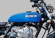 【WM】T2 平版型鋁合金油箱 - 「Webike-摩托百貨」