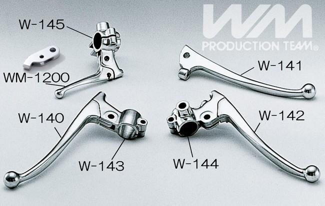 【WM】煞車拉桿(碟式煞車專用) - 「Webike-摩托百貨」