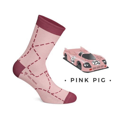 Motorimoda モトーリモーダ【HEEL TREAD/ヒールトレッド】PINK PIG