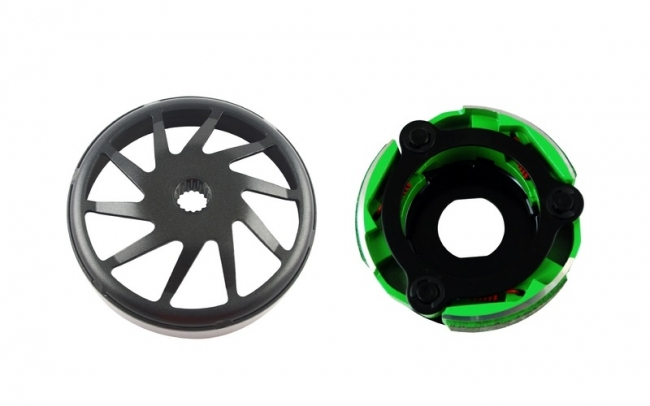 Clutch and Clutch Cover Kit