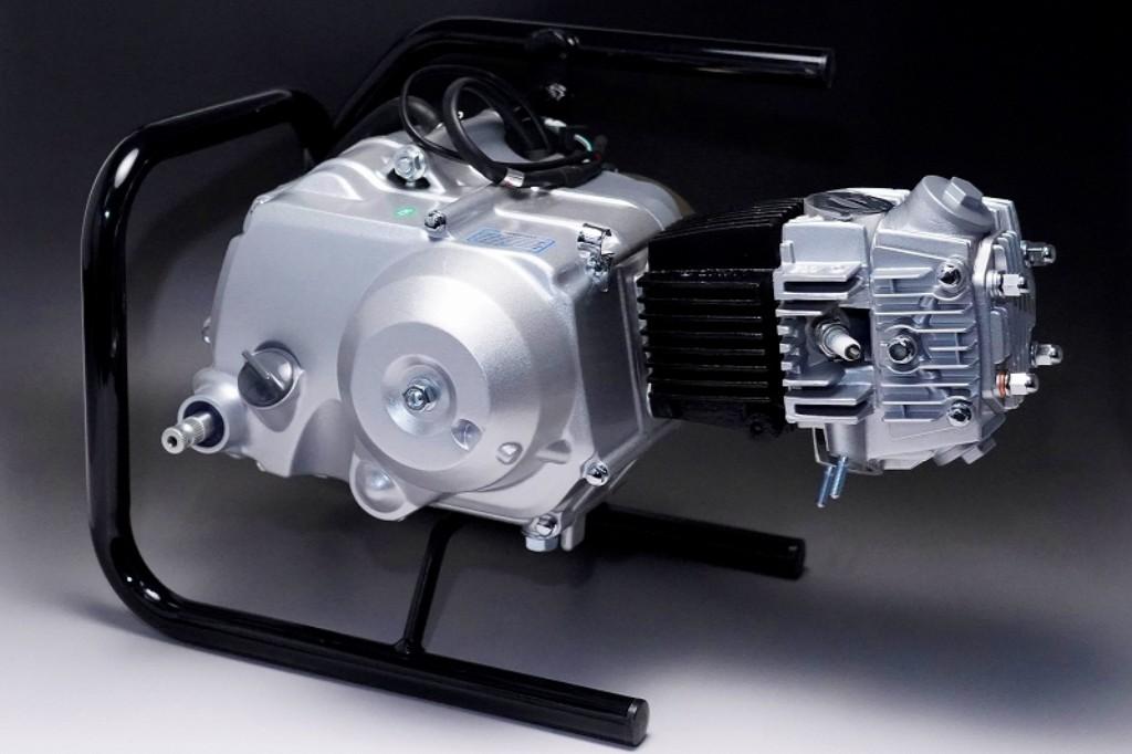 86cc遠心クラッチエンジンZ-J1型