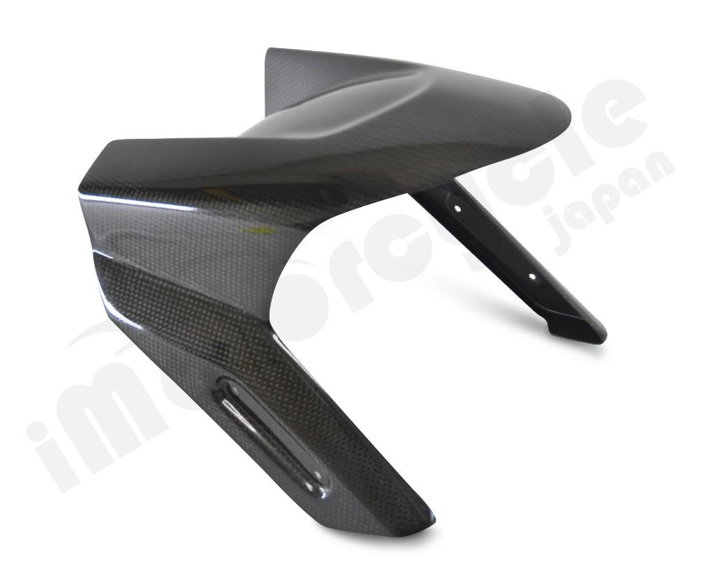 LighTech ライテックカーボンパーツ フロント マッドガード