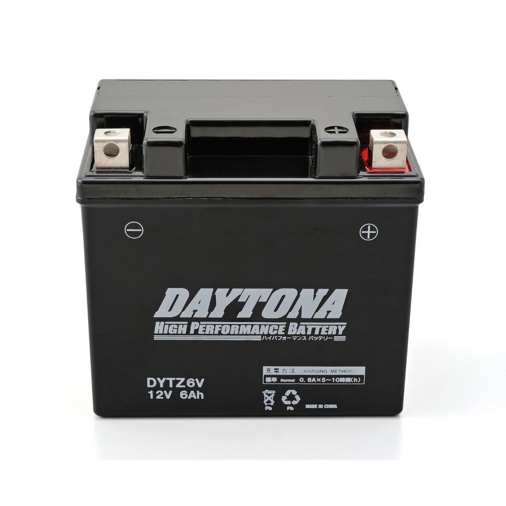 ハイパフォーマンスバッテリー 【DYTZ6V】