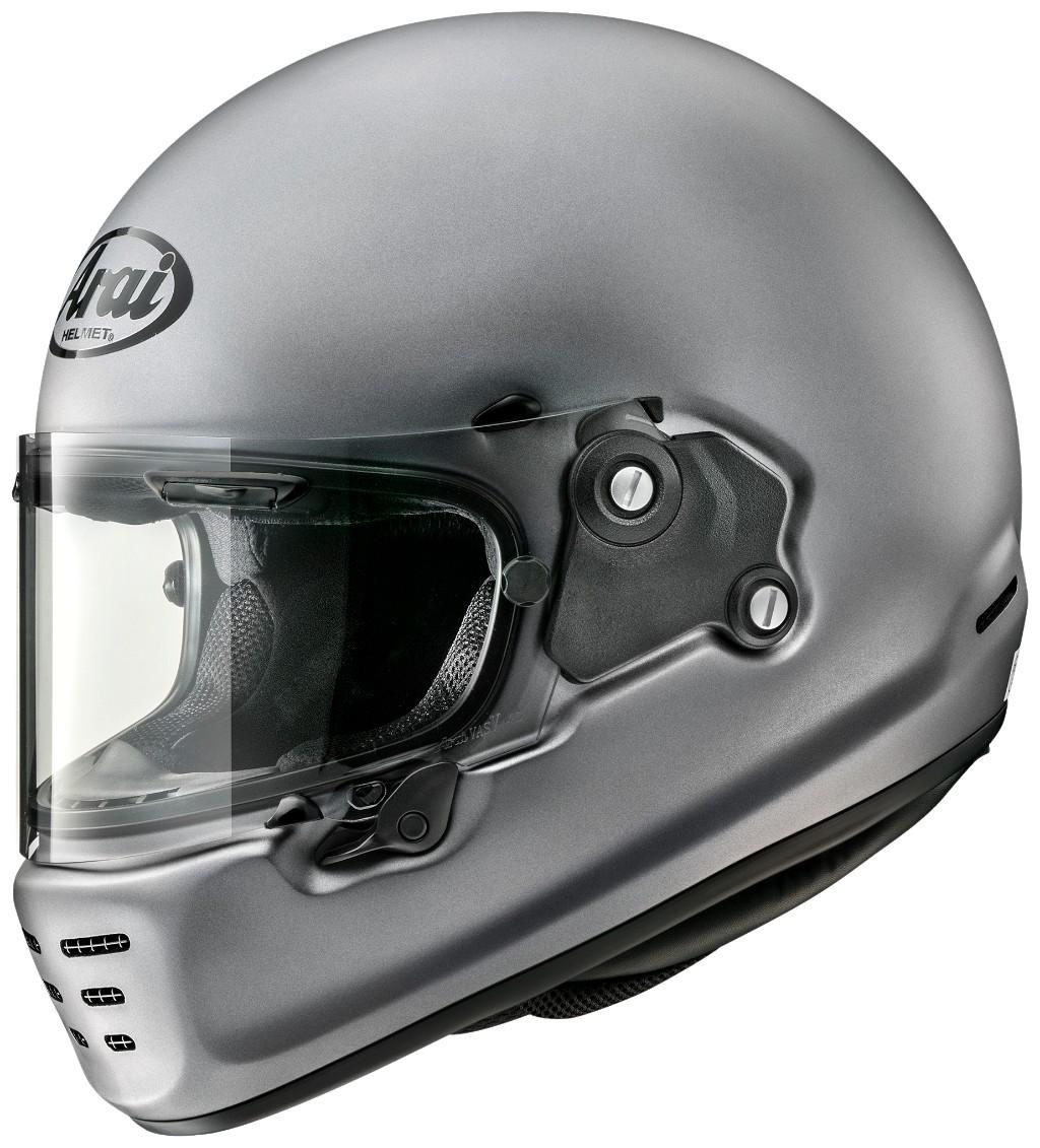 Arai アライRAPIDE-NEO [ラパイド・ネオ プラチナグレーフラット] ヘルメット