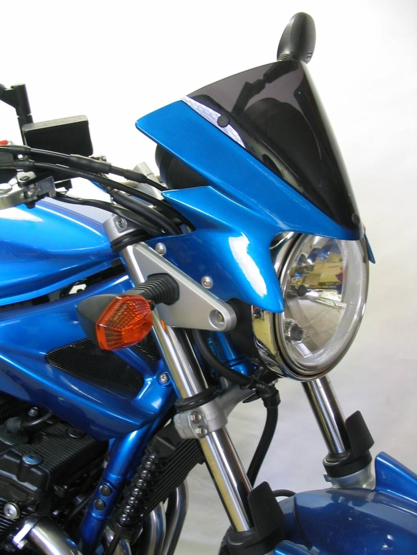 グラスファイバー ヘッドライトフェアリング
