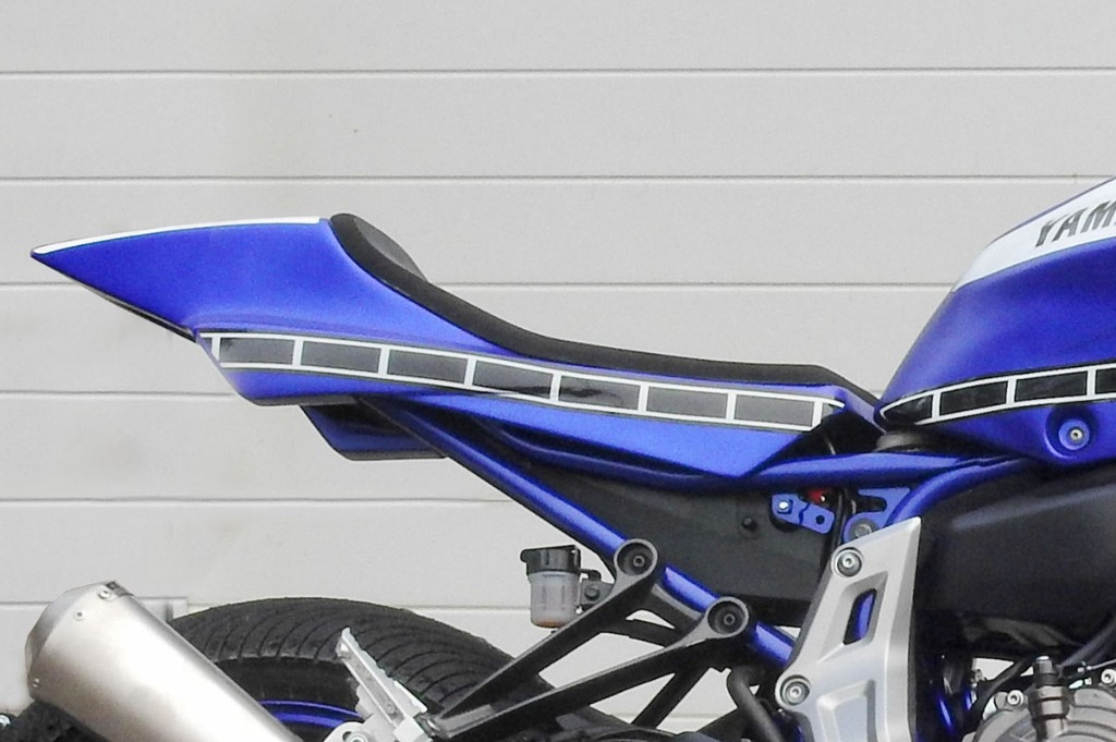 S2 Concept S2コンセプトFlat Track tail unit