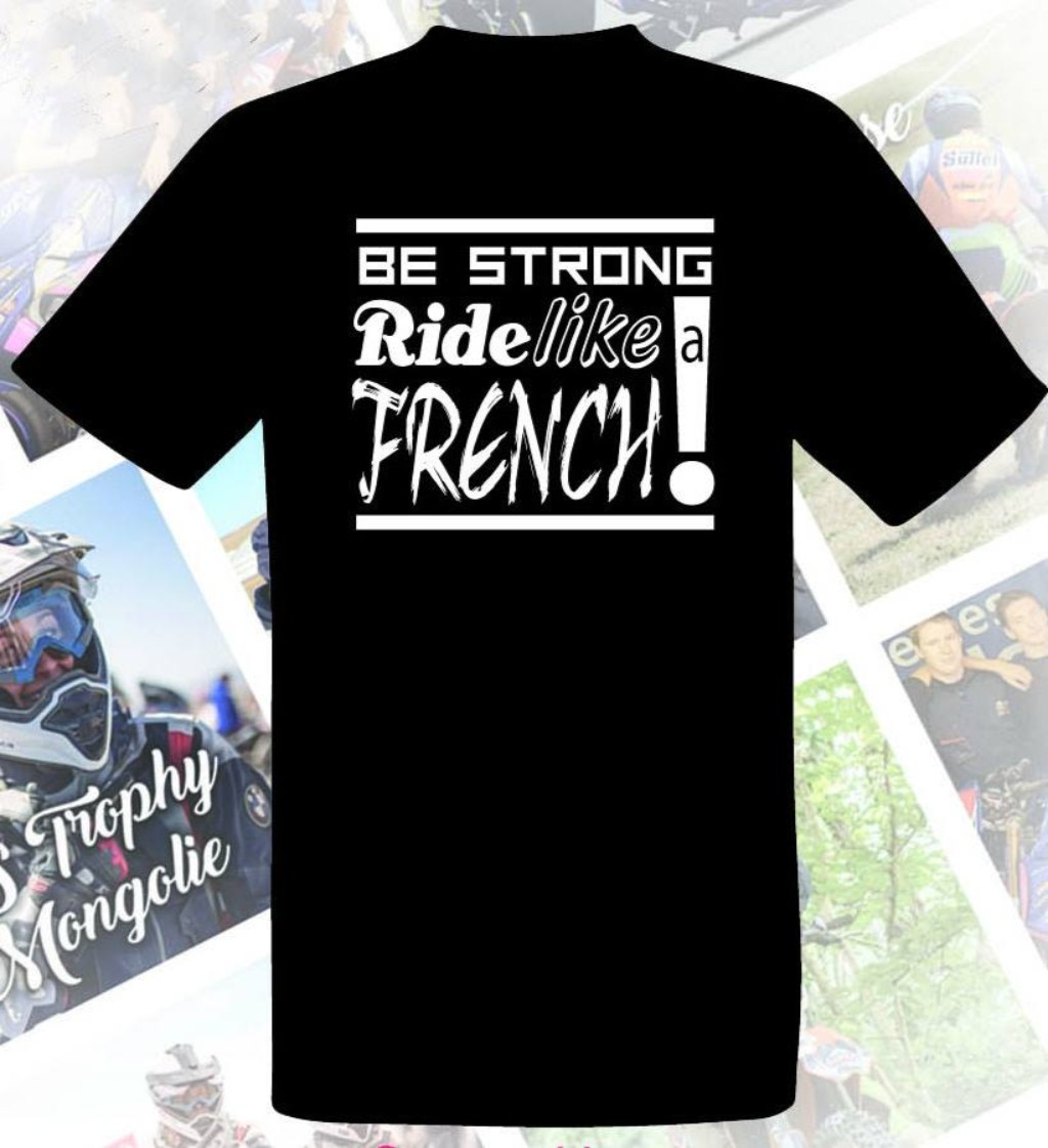 S2 Concept S2コンセプトSonia Barbot's Ride t-shirt