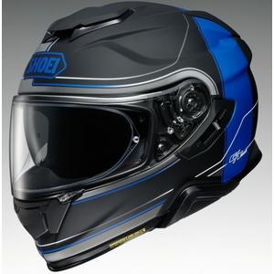 SHOEI ショウエイGT-AirII CROSSBAR [ジーティーエアー2 クロスバー TC-10 ブルー/ブラック マットカラー] ヘルメット