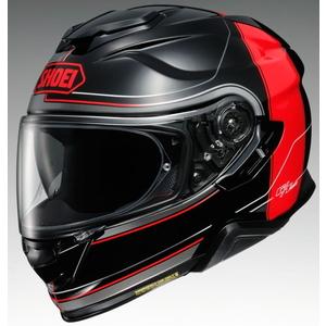 SHOEI ショウエイGT-AirII CROSSBAR [ジーティーエアー2 クロスバー TC-1 レッド/ブラック ] ヘルメット
