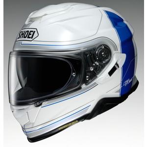 SHOEI ショウエイGT-AirII CROSSBAR [ジーティーエアー2 クロスバー TC-2 ブルー/ホワイト] ヘルメット
