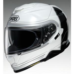 SHOEI ショウエイGT-AirII CROSSBAR [ジーティーエアー2 クロスバー TC-6 ホワイト/ブラック ] ヘルメット