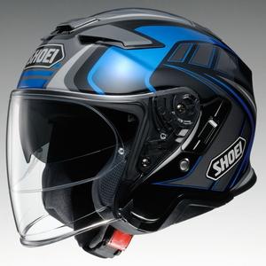 SHOEI ショウエイJ-CRUISEII AGLERO [ジェイ-クルーズ2 アグレロ TC-2 ブルー/ブラック ] ヘルメット
