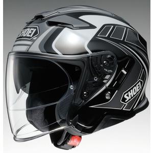 SHOEI ショウエイJ-CRUISEII AGLERO [ジェイ-クルーズ2 アグレロ TC-5 ホワイト/ブラック ] ヘルメット