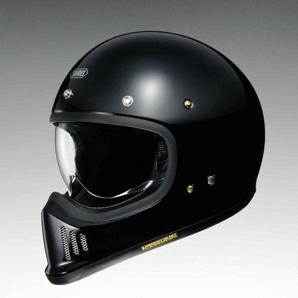 SHOEI ショウエイEX-ZERO [イーエックス ゼロ ブラック] ヘルメット