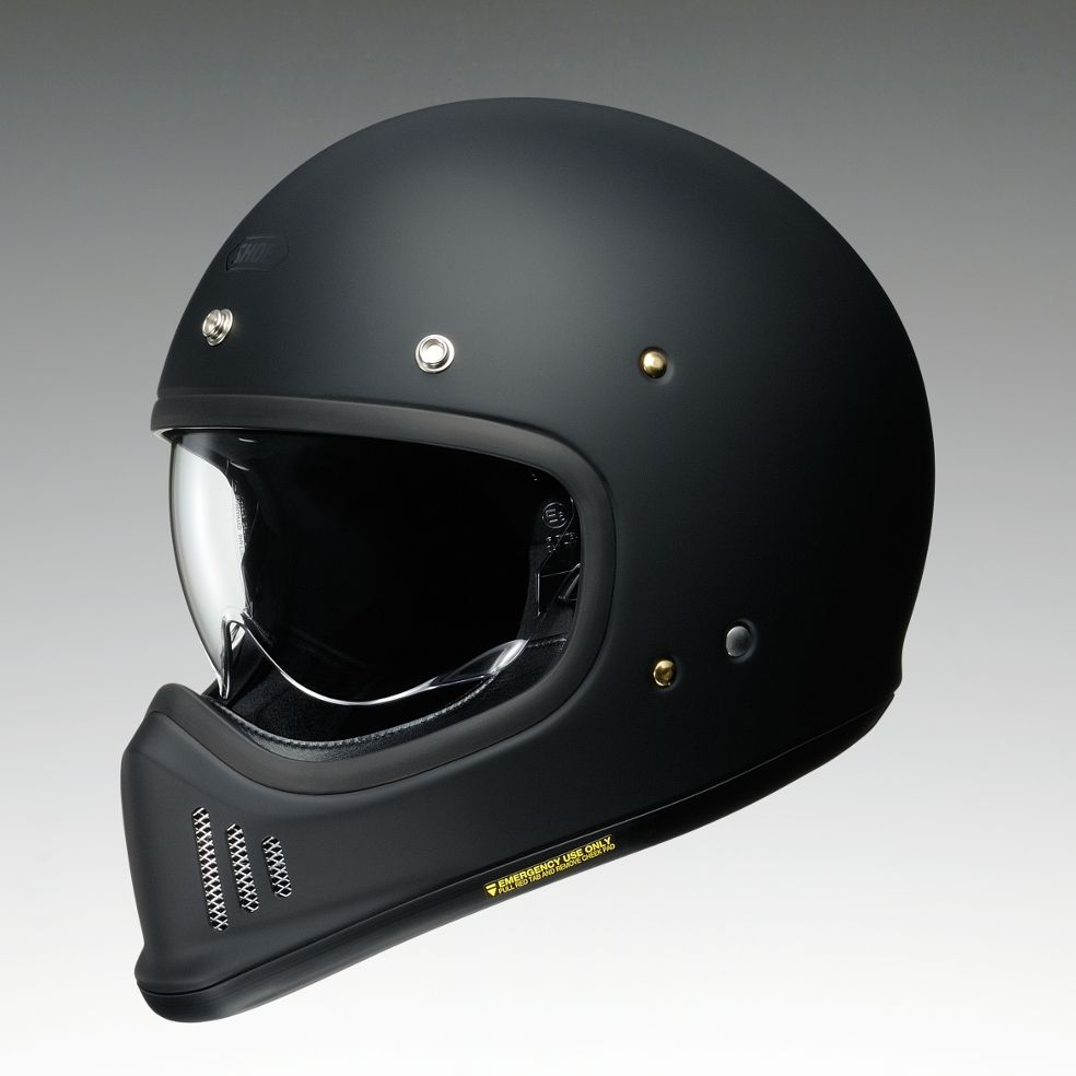 SHOEI ショウエイEX-ZERO [イーエックス ゼロ マットブラック] ヘルメット