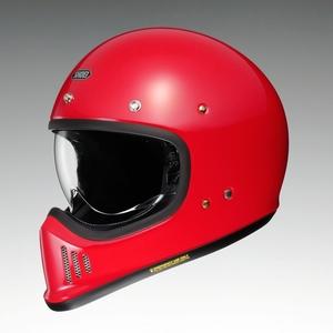 SHOEI ショウエイEX-ZERO [イーエックス ゼロ シャインレッド] ヘルメット