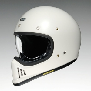 SHOEI ショウエイEX-ZERO [イーエックス ゼロ オフホワイト] ヘルメット