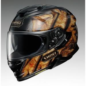 SHOEI ショウエイGT-AirII DEVIATION [ジーティーエアー2 デヴィエーション TC-9 GOLD/BLACK] ヘルメット