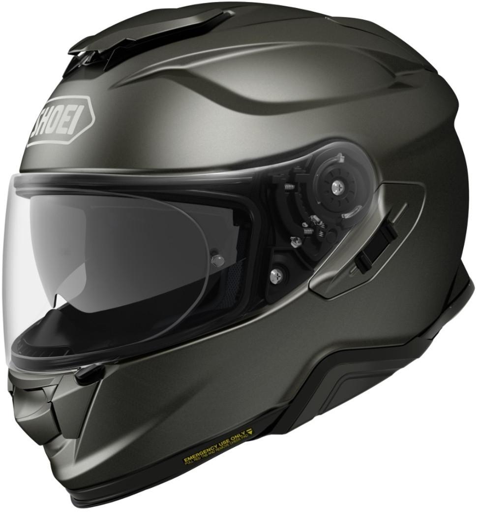 SHOEI ショウエイGT-AirII [ジーティーエアー2/アンスラサイトメタリック] ヘルメット
