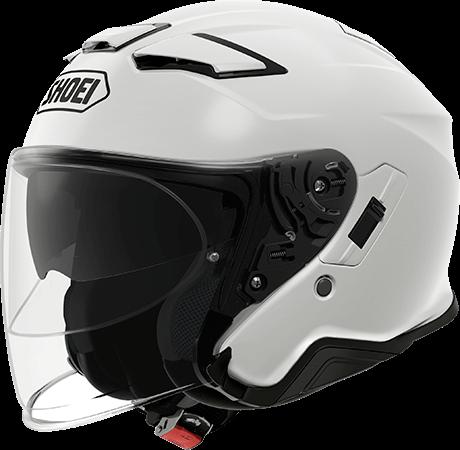 SHOEI ショウエイJ-CRUISEII [ジェイ-クルーズ2 ルミナスホワイト] ヘルメット